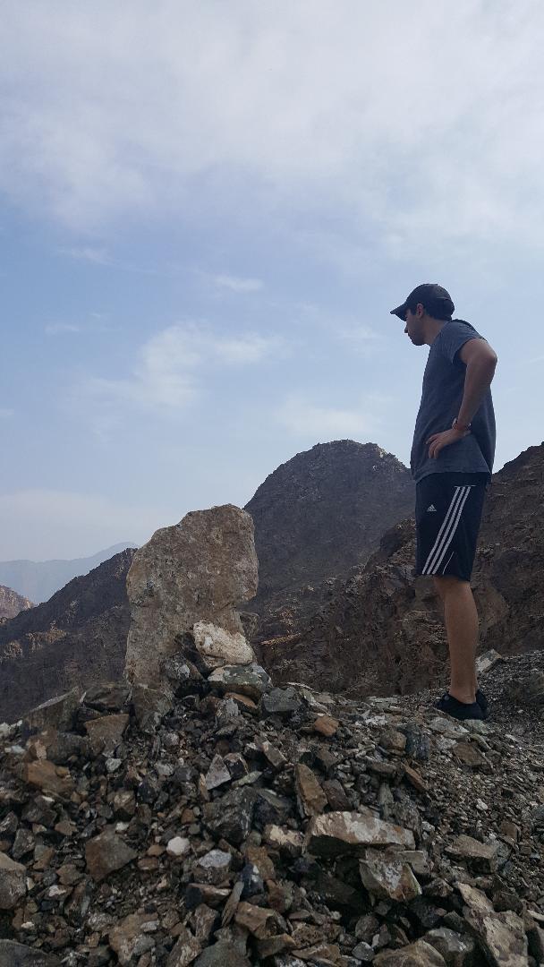 Isaiah in the wadi